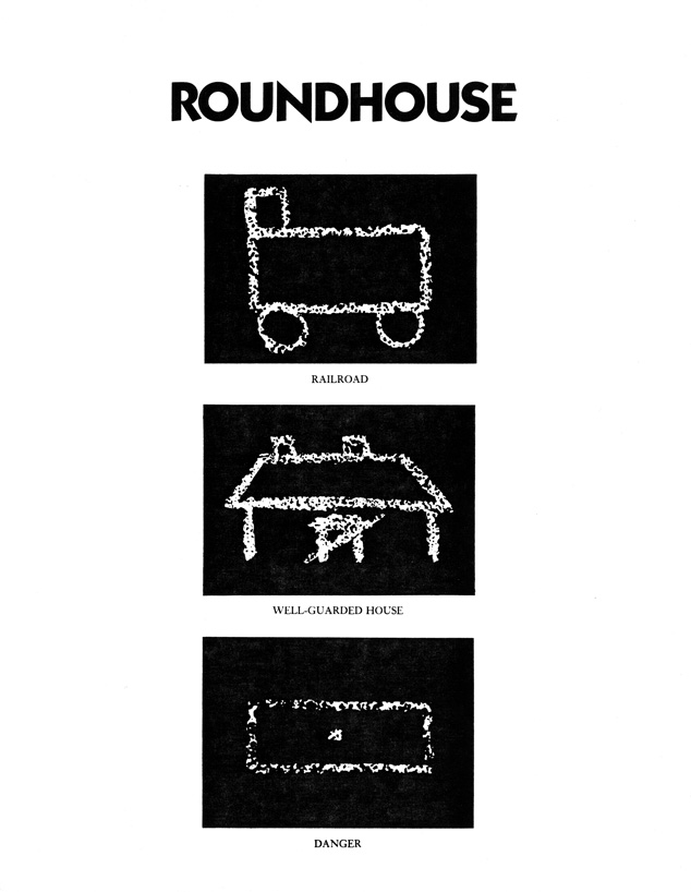 Roundhouse Songbook cover