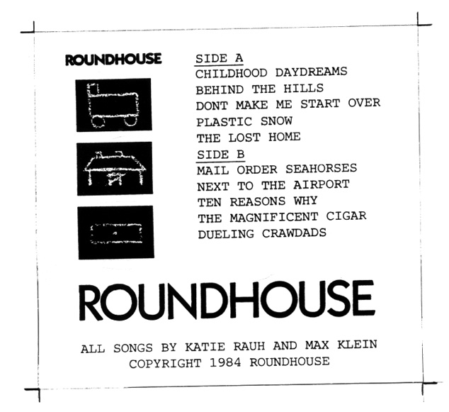 Roundhouse cassette cover